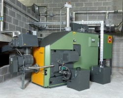 Businesses Identify Benefits Of Switching To Biomass Boilers